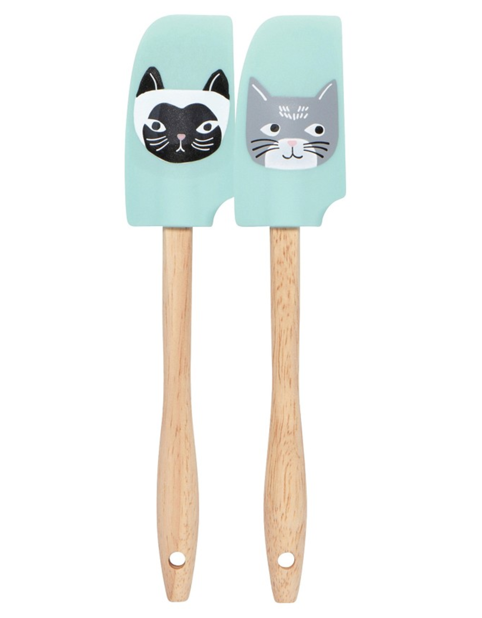 Now Designs Mini Spatula set/2, Cats Meow