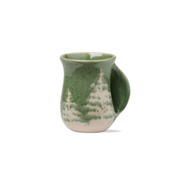 Tag HOL 20 Forest Hand Warming Mug, Green