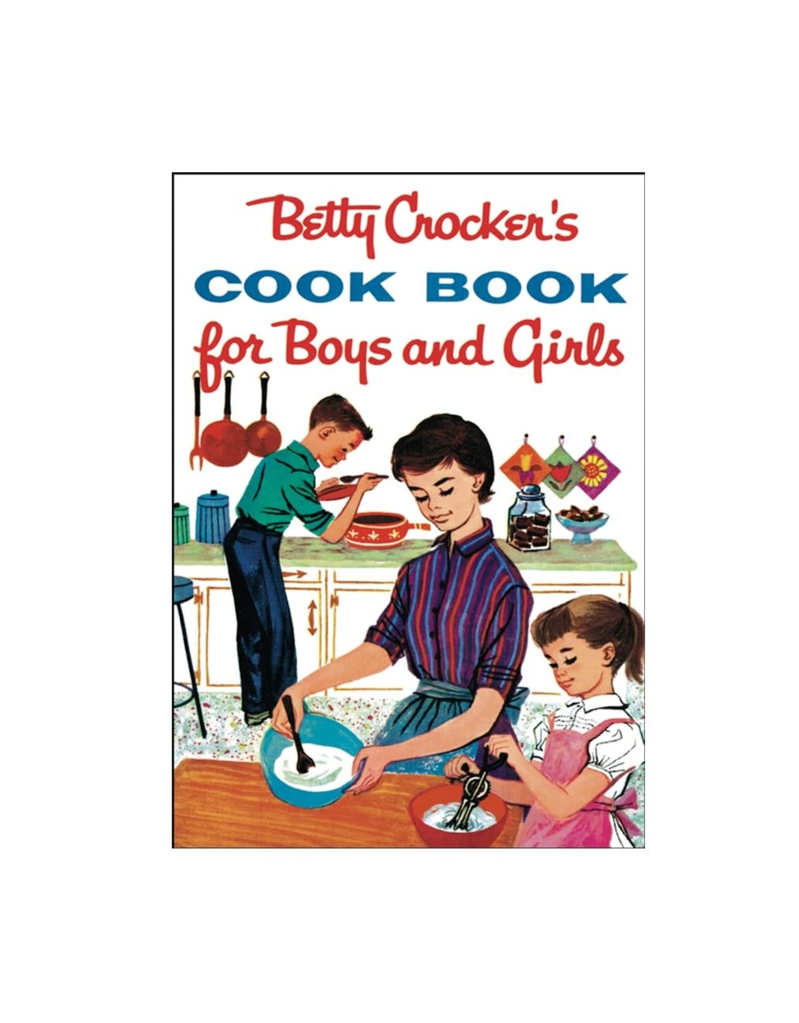 Houghton Mifflin Betty Crocker Boys & Girls