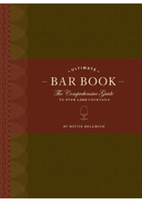 Chronicle Books The Ultimate Bar Book