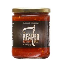 Hot Shots Distributing Cajohn's Reaper Super Hot Salsa