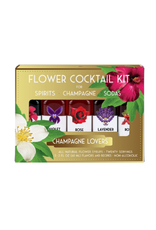 Floral Elixir Company Champagne Cocktail Kit