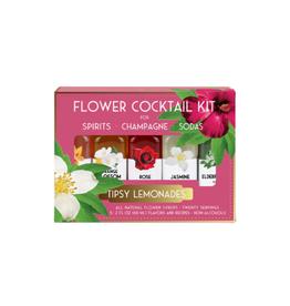 Floral Elixir Company Tipsy Lemonades Cocktail Kit