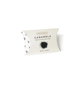 McCrea's Candies Black Lava Salt Caramels, 5 pcs.