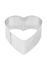 "Fox Run Cookie Cutter, 2"" Heart"