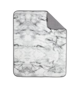 Fox Run Dish Drying Mat XL. Marble