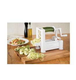 Fox Run Spiral Vegetable Slicer, Tri-Blade