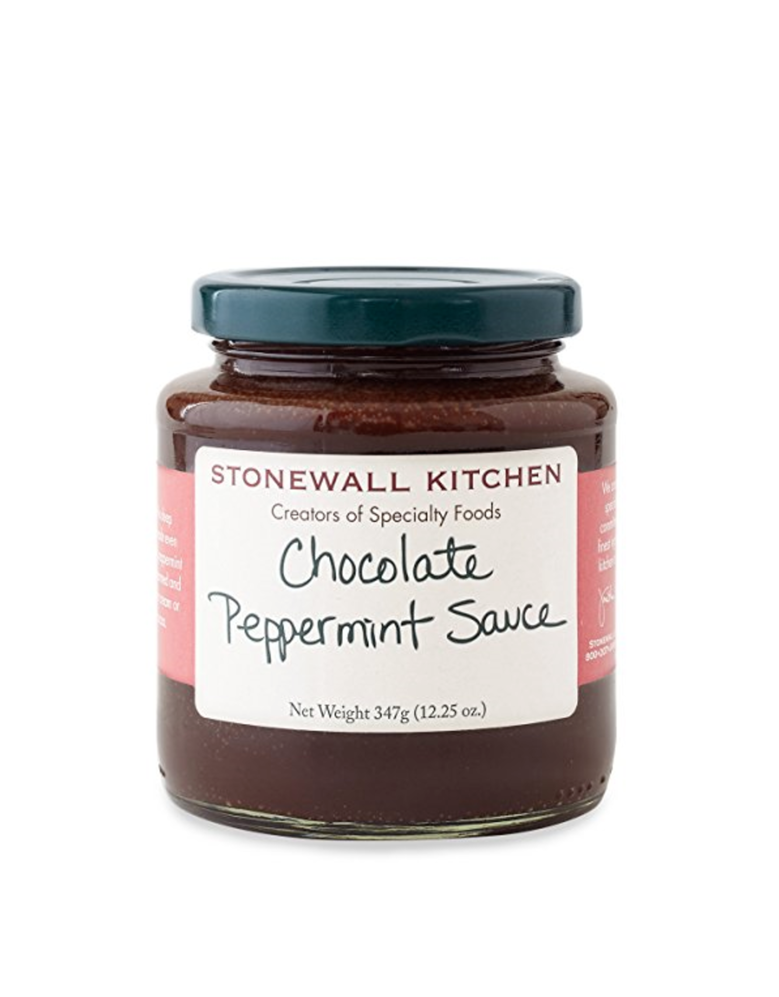 Stonewall Kitchen Holiday Chocolate Peppermint Sauce