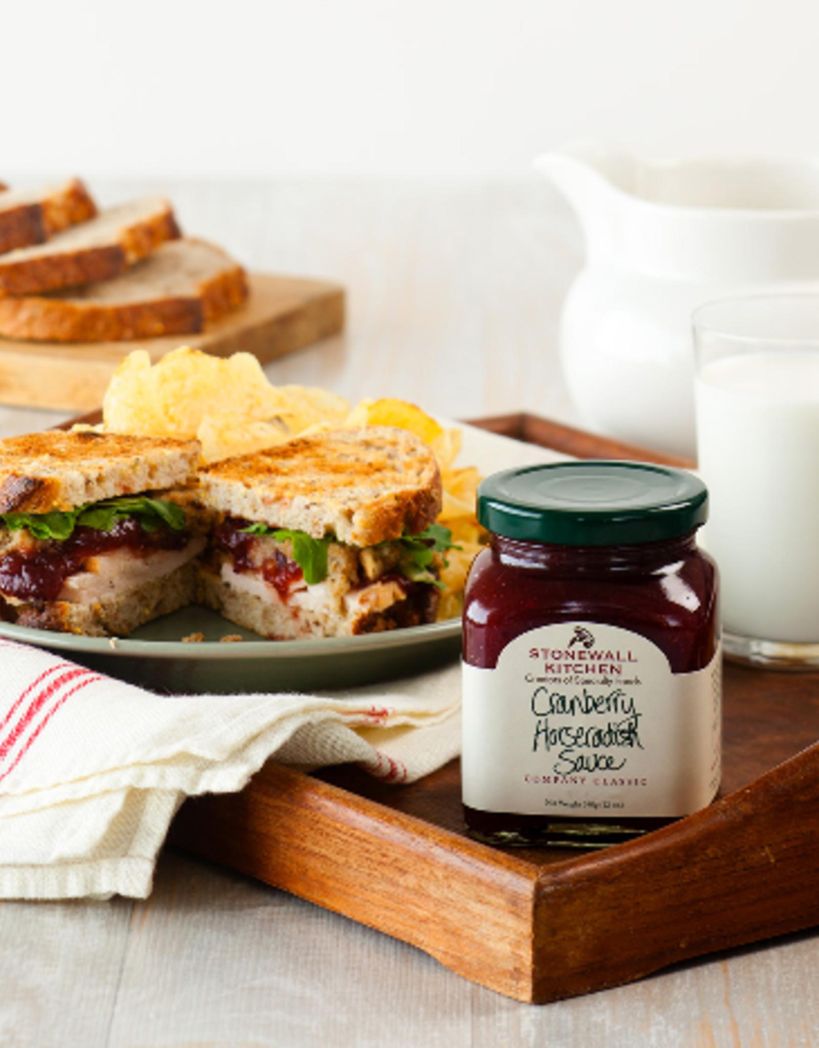 Stonewall Kitchen Cranberry Horseradish Sauce