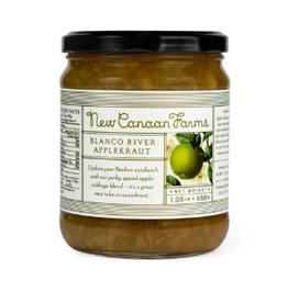 New Canaan Farms Blanco River Applekraut