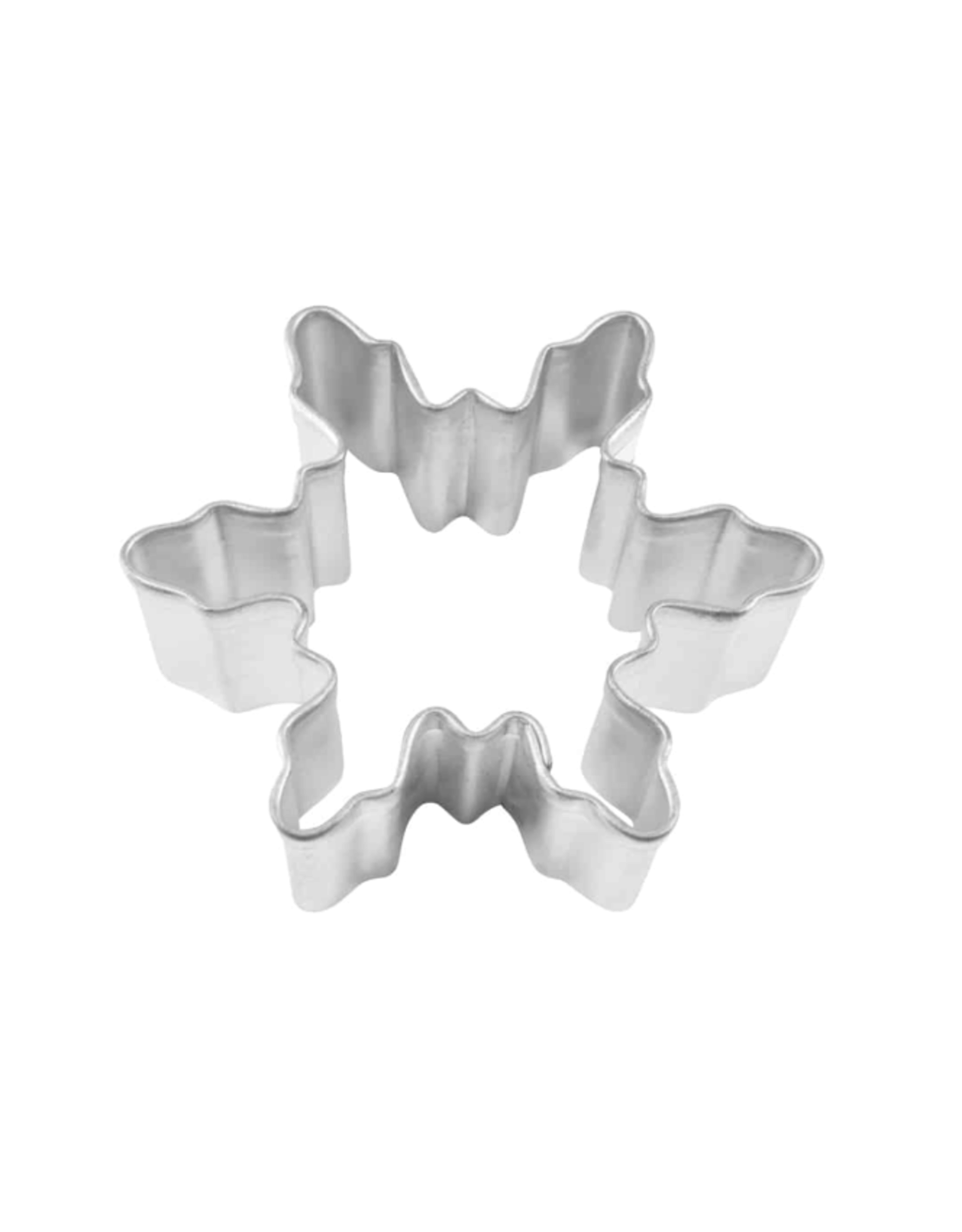 "R&M International Cookie Cutter Snowflake 2.25"" single"