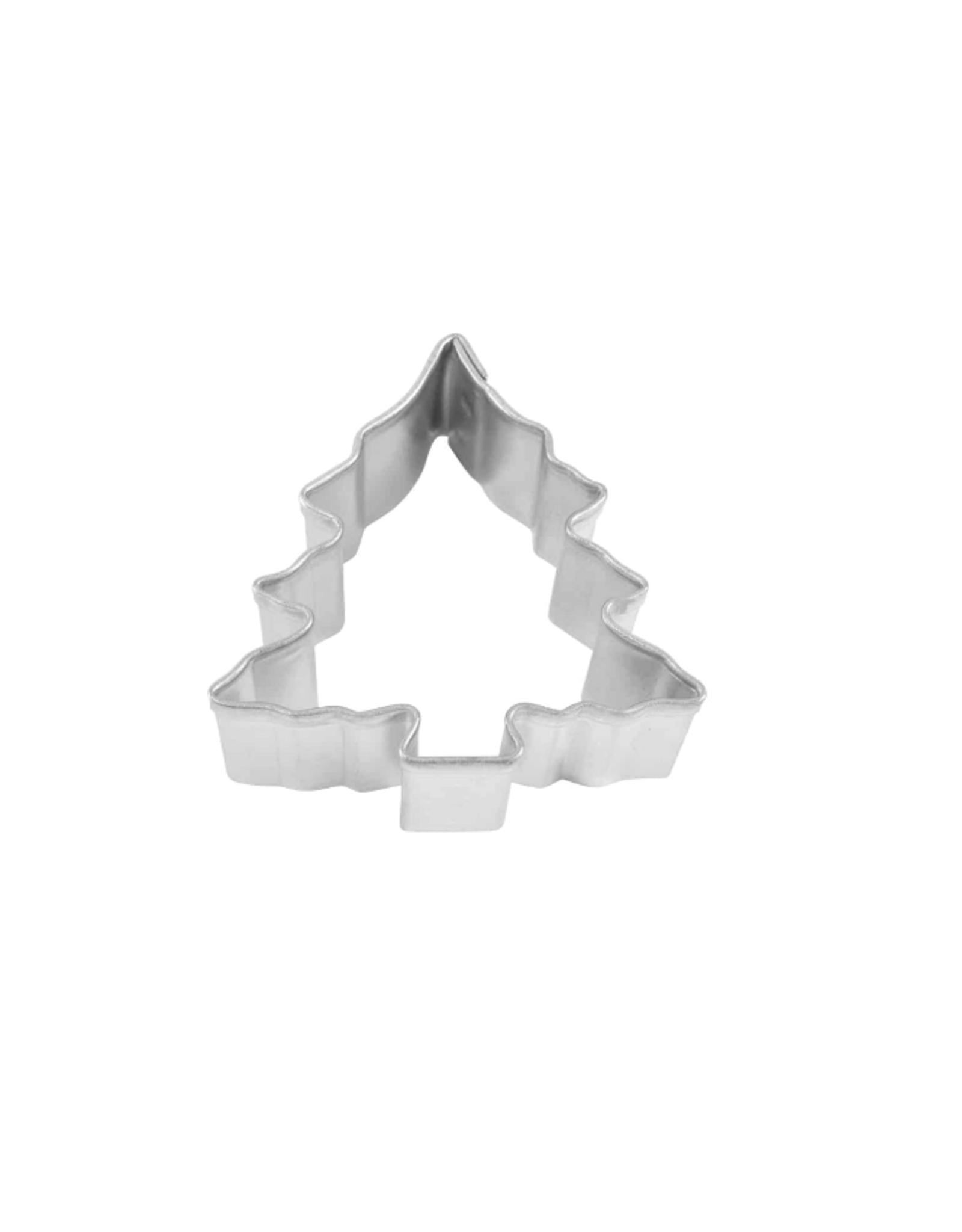 R&M International Cookie Cutter Mini Xmas Tree, single