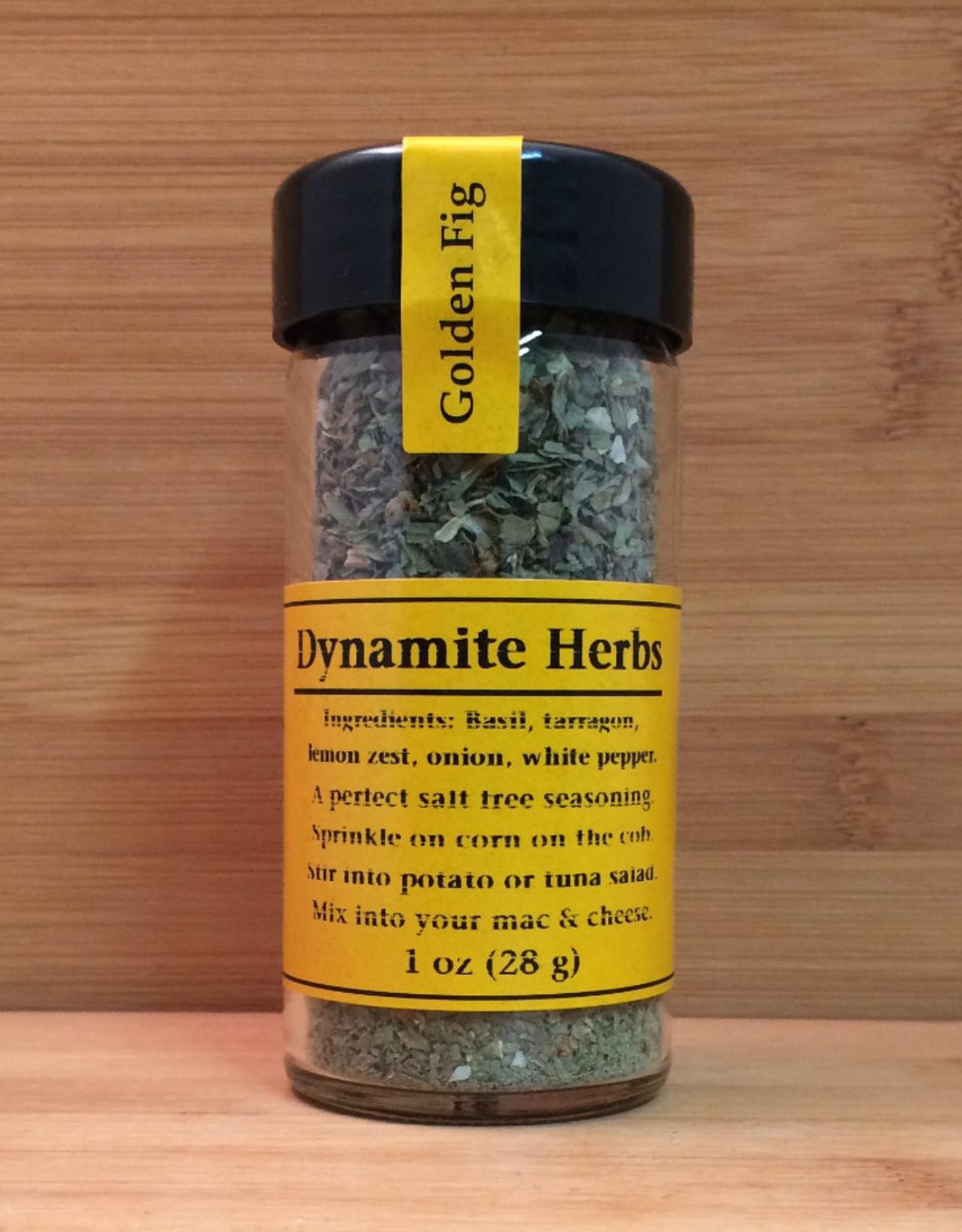 Golden Fig Dynamite Herbs, 4oz