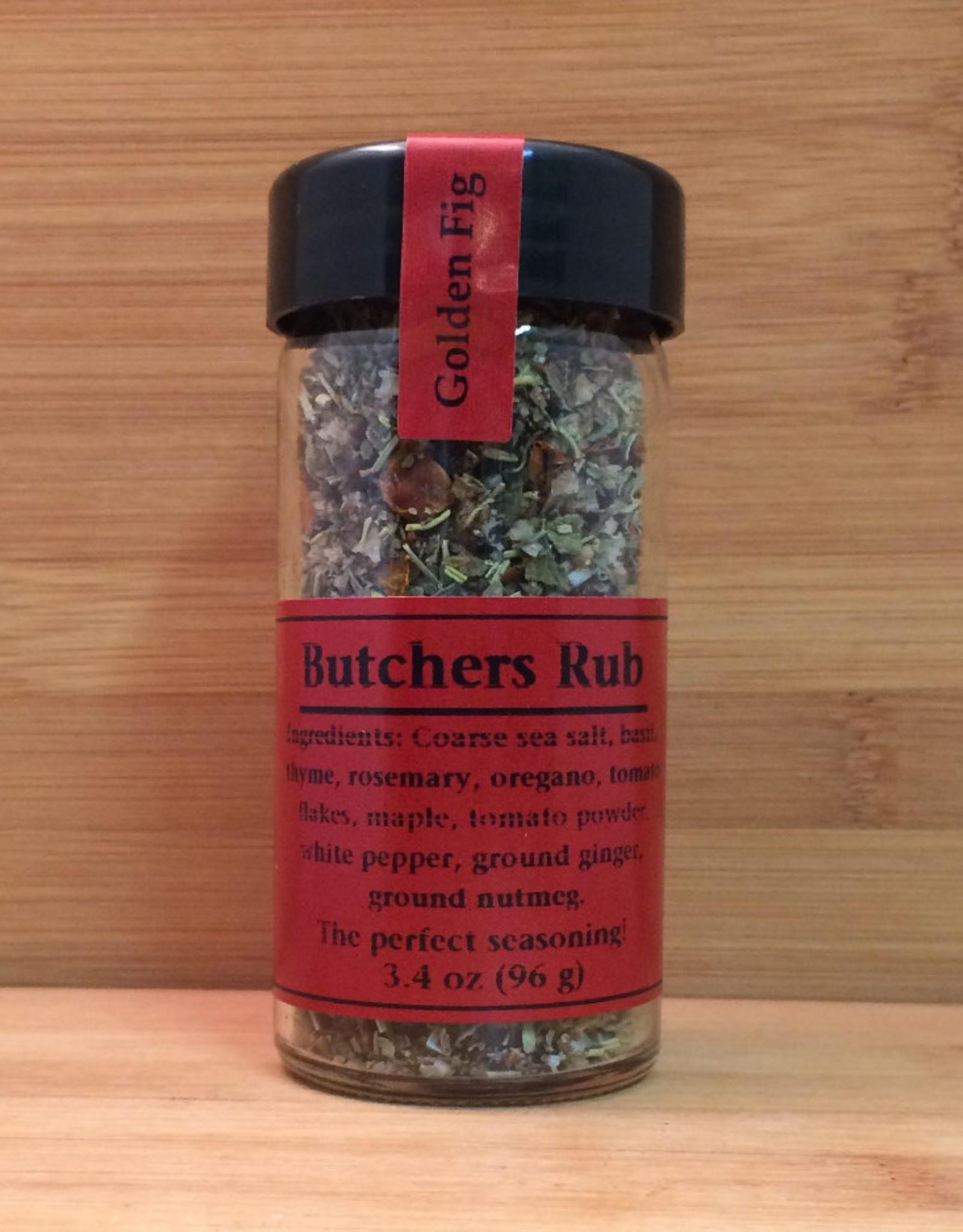 Golden Fig Butcher's Rub