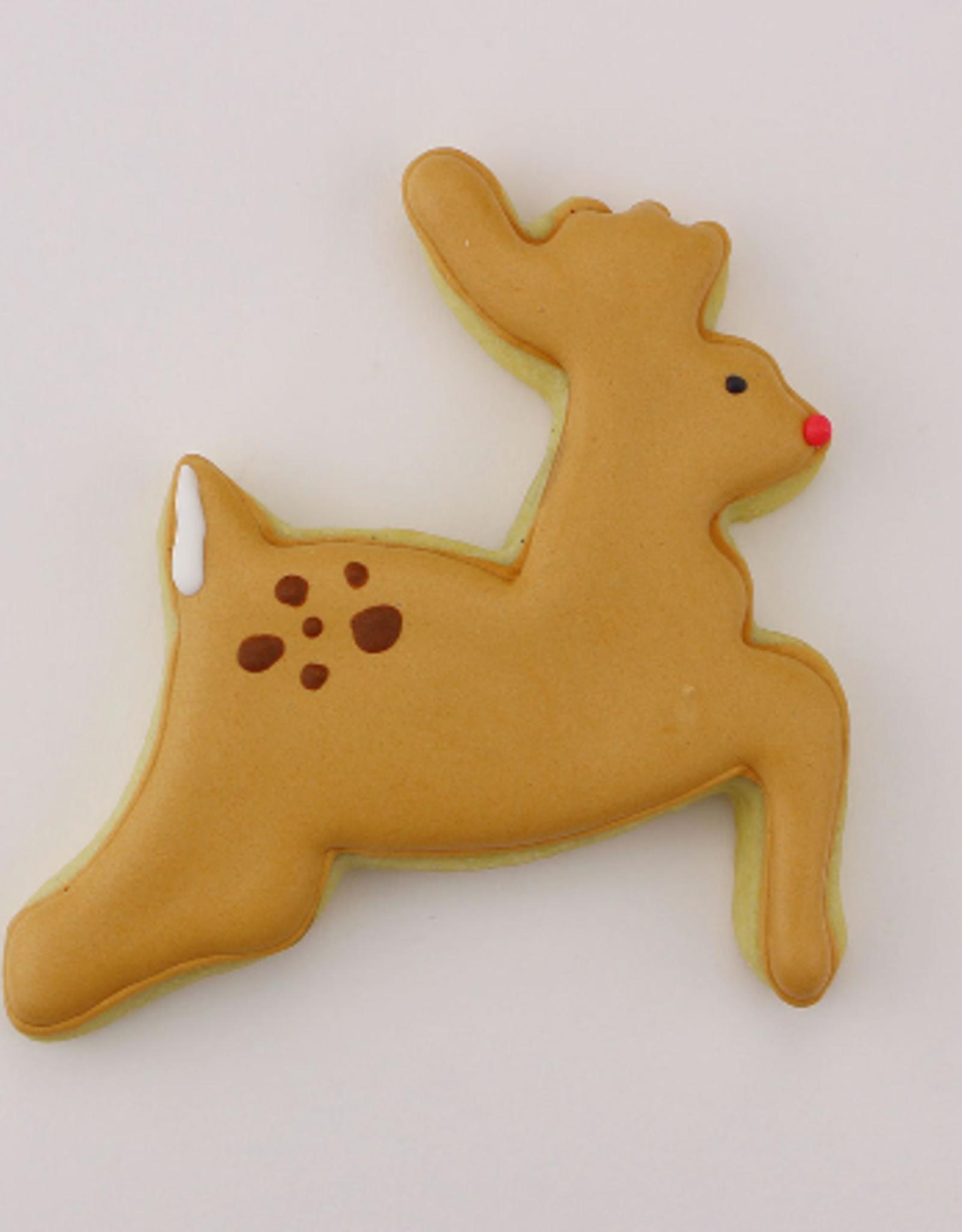 Ann Clark Cookie Cutter, Reindeer Leaping