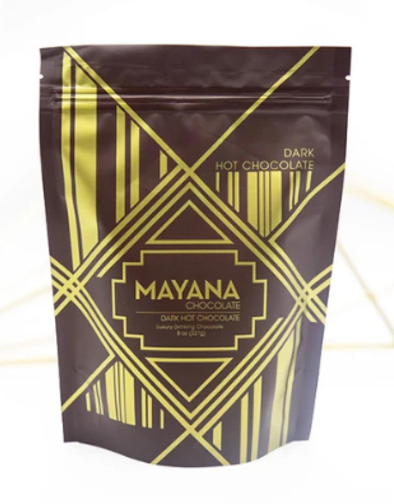 Mayana Chocolate Mayana Hot Chocolate, Dark