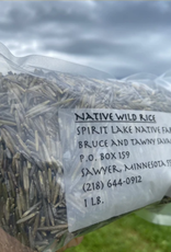 Spirit Lake Native Farm MN Wild Rice 16 OZ