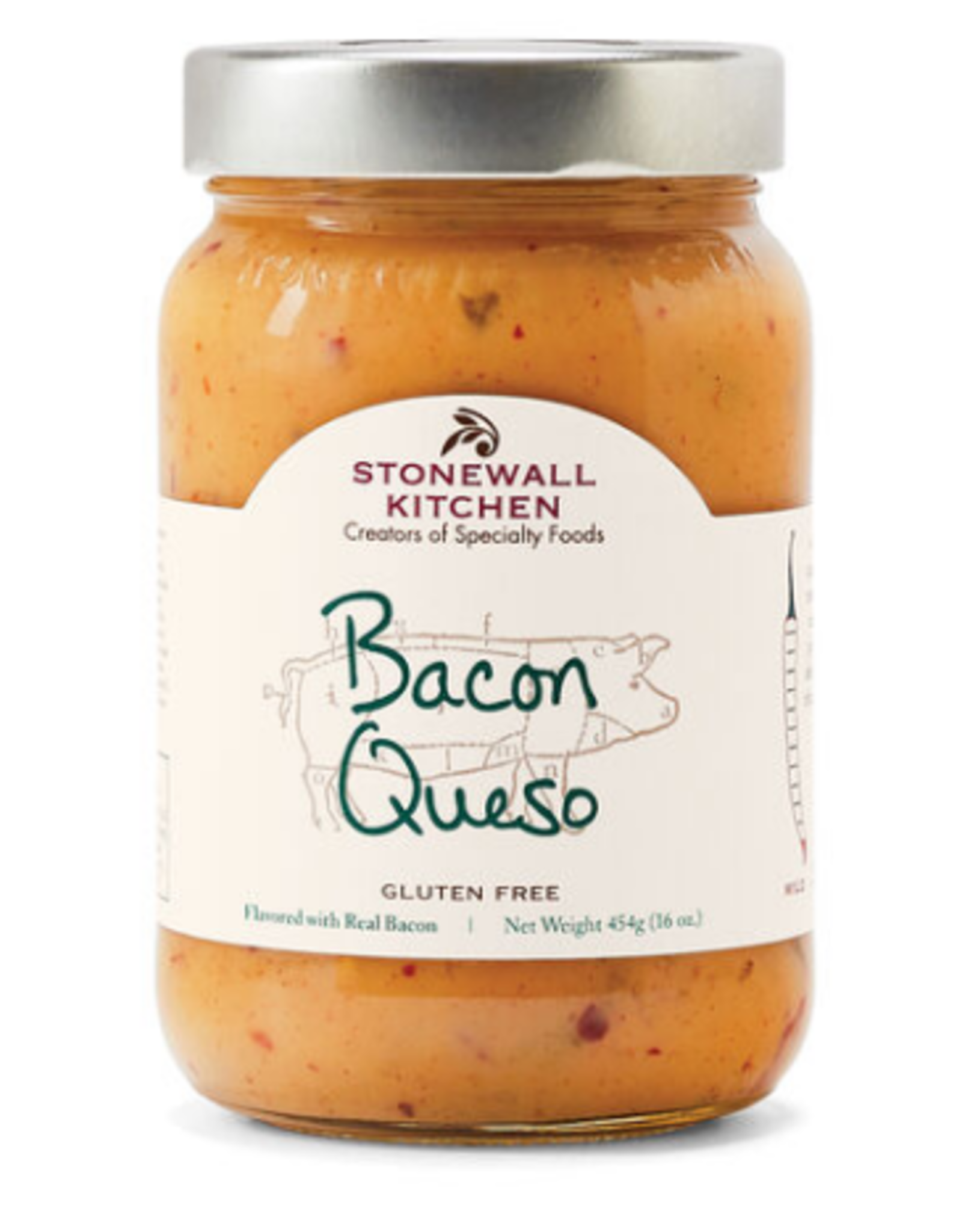 Stonewall Kitchen Bacon Queso