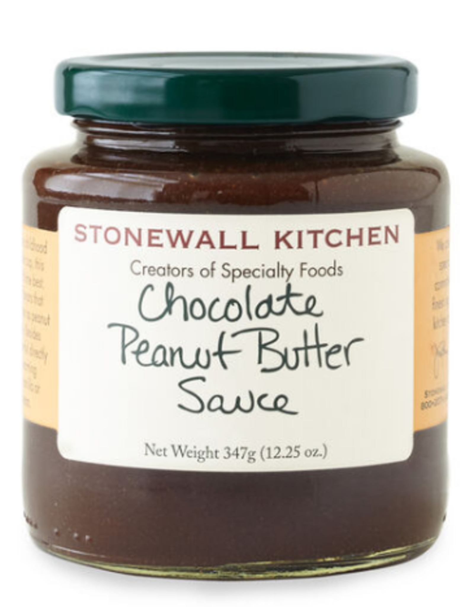 Stonewall Kitchen Chocolate Peanut Butter Sauce