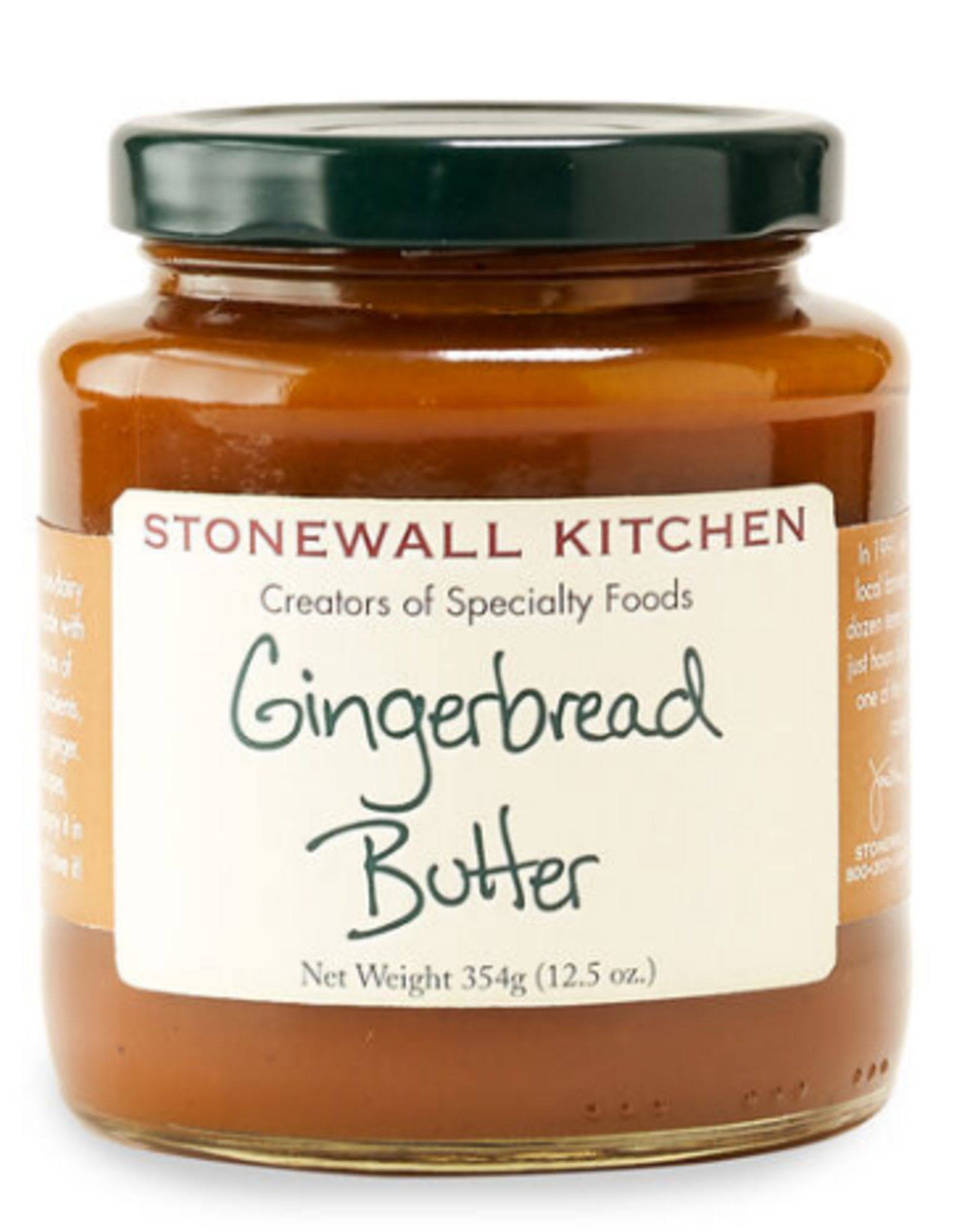 Stonewall Kitchen Holiday Gingerbread Butter