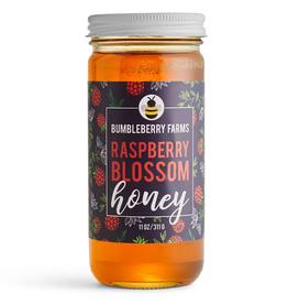 Bumbleberry Farms Raspberry Blossom Honey