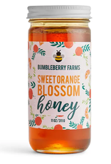 Bumbleberry Farms Bumbleberry Orange Blossom Honey