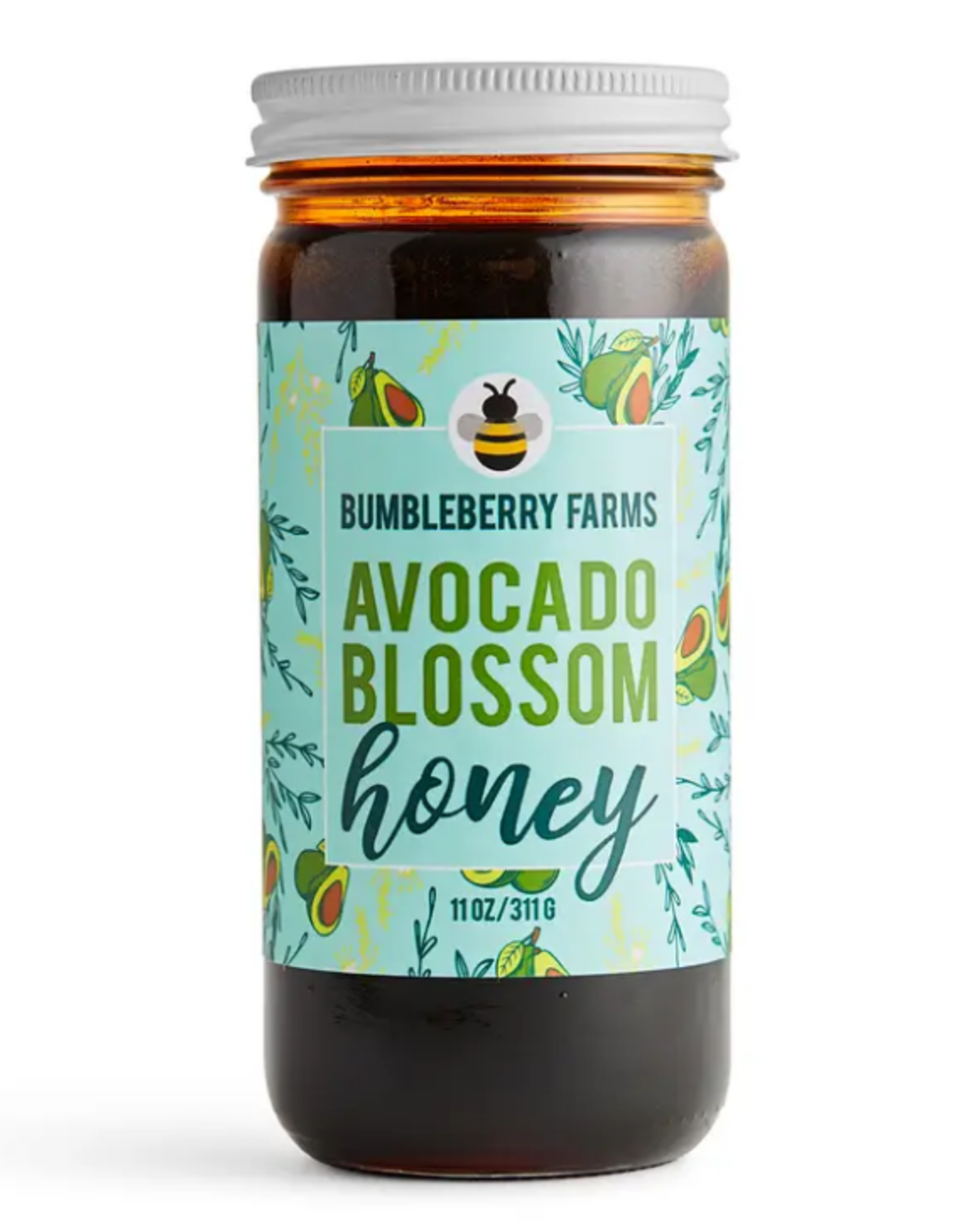 Bumbleberry Farms Avocado Blossom Honey