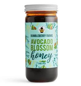 Bumbleberry Farms Avocado Blossom Honey