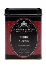 Harney & Sons Berry Young Loose Leaf Tin