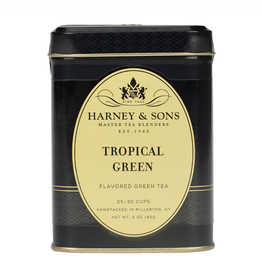 Harney & Sons Tropical Green Tea Loose Leaf , Tin