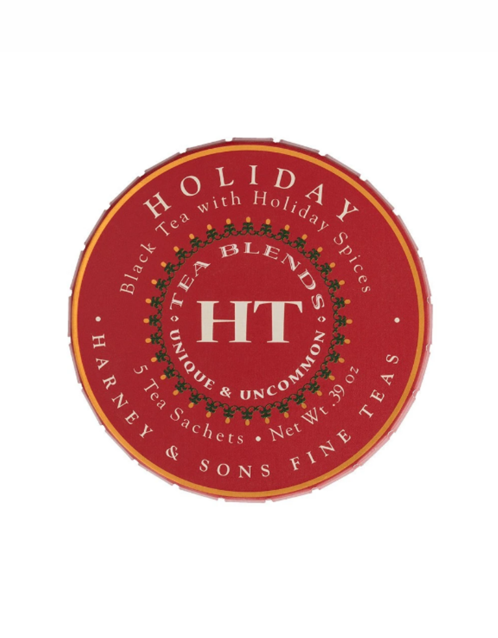 Harney & Sons Holiday Tea, Tagalong Tin