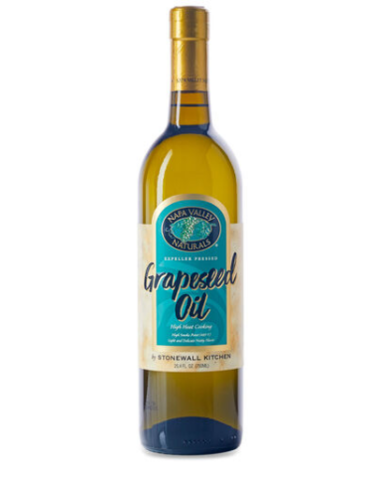 Stonewall Kitchen Grapeseed Oil 25.4oz Napa Valley Naturals