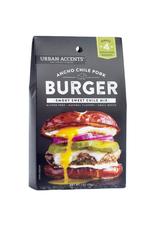 Urban Accents Burger Seasoning, Smoky Sweet Chili