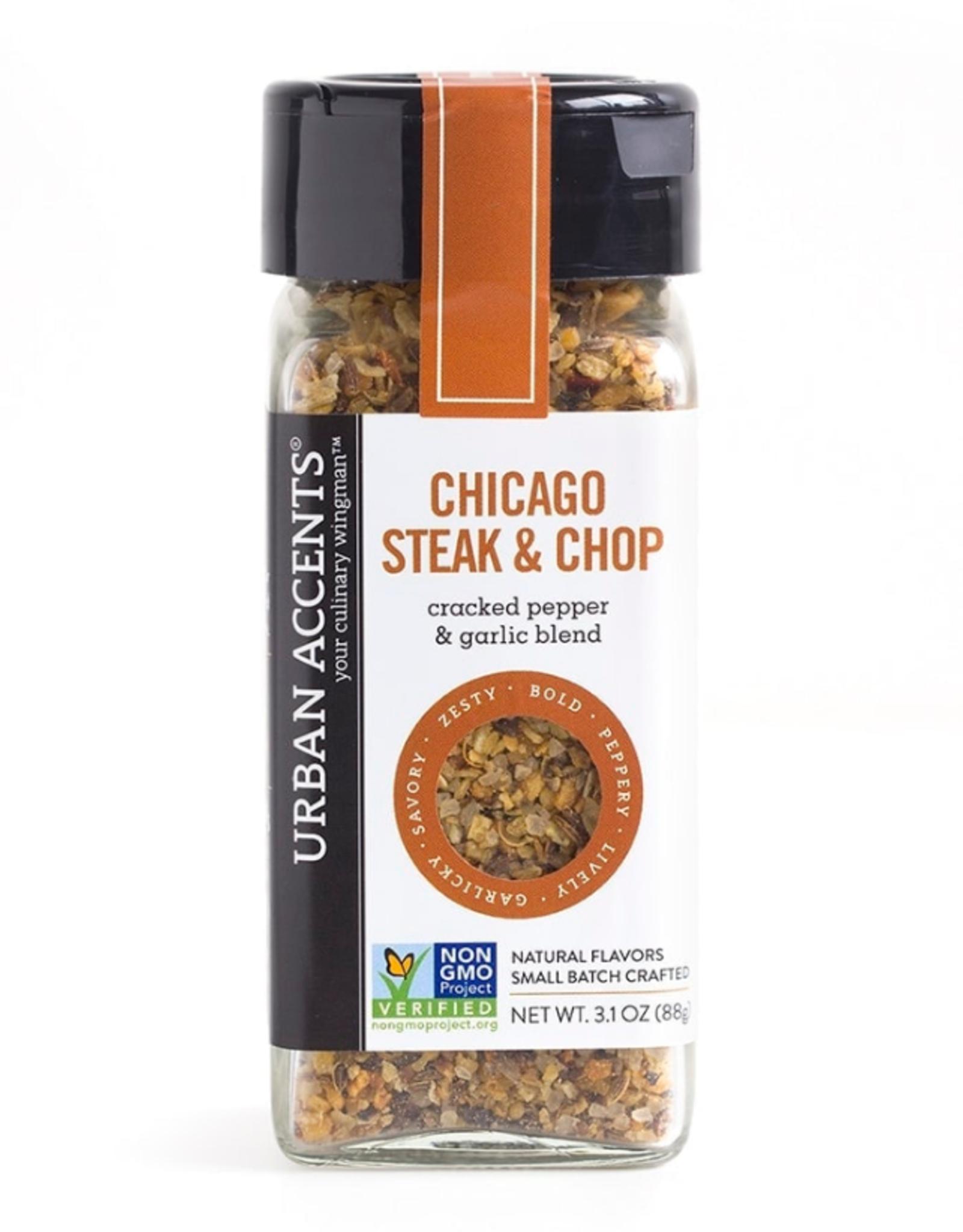 Urban Accents Chicago Steak & Chop