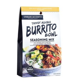 Urban Accents Tangy Adobo Burrito Bowl Seasoning