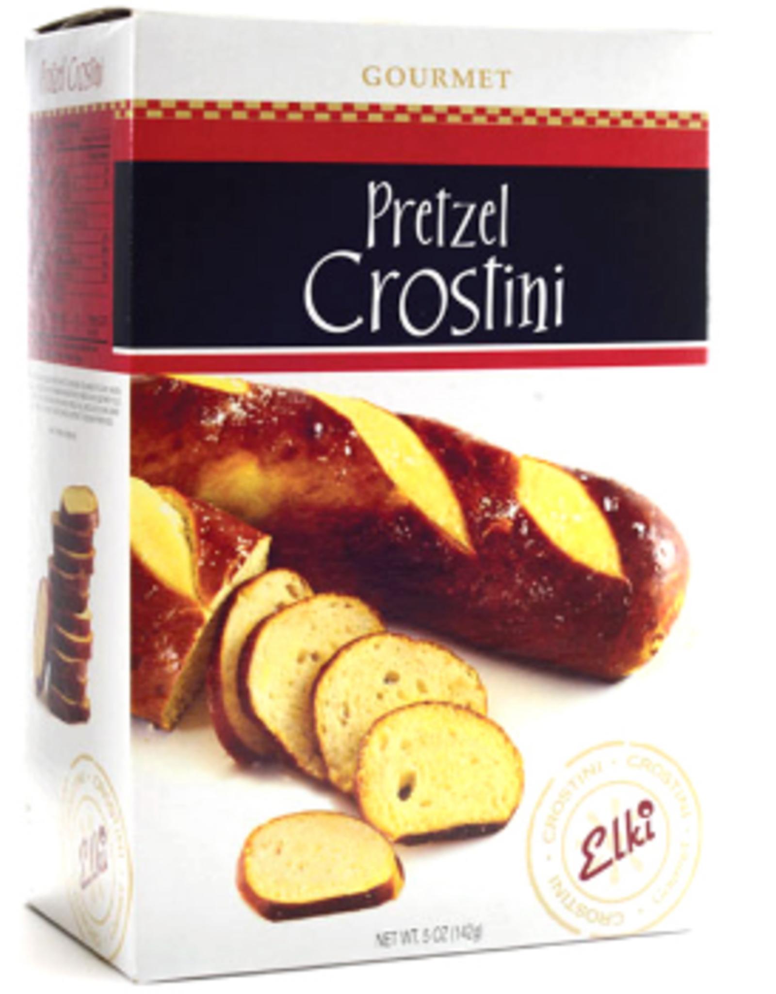 Elki Elki Pretzel Crostini