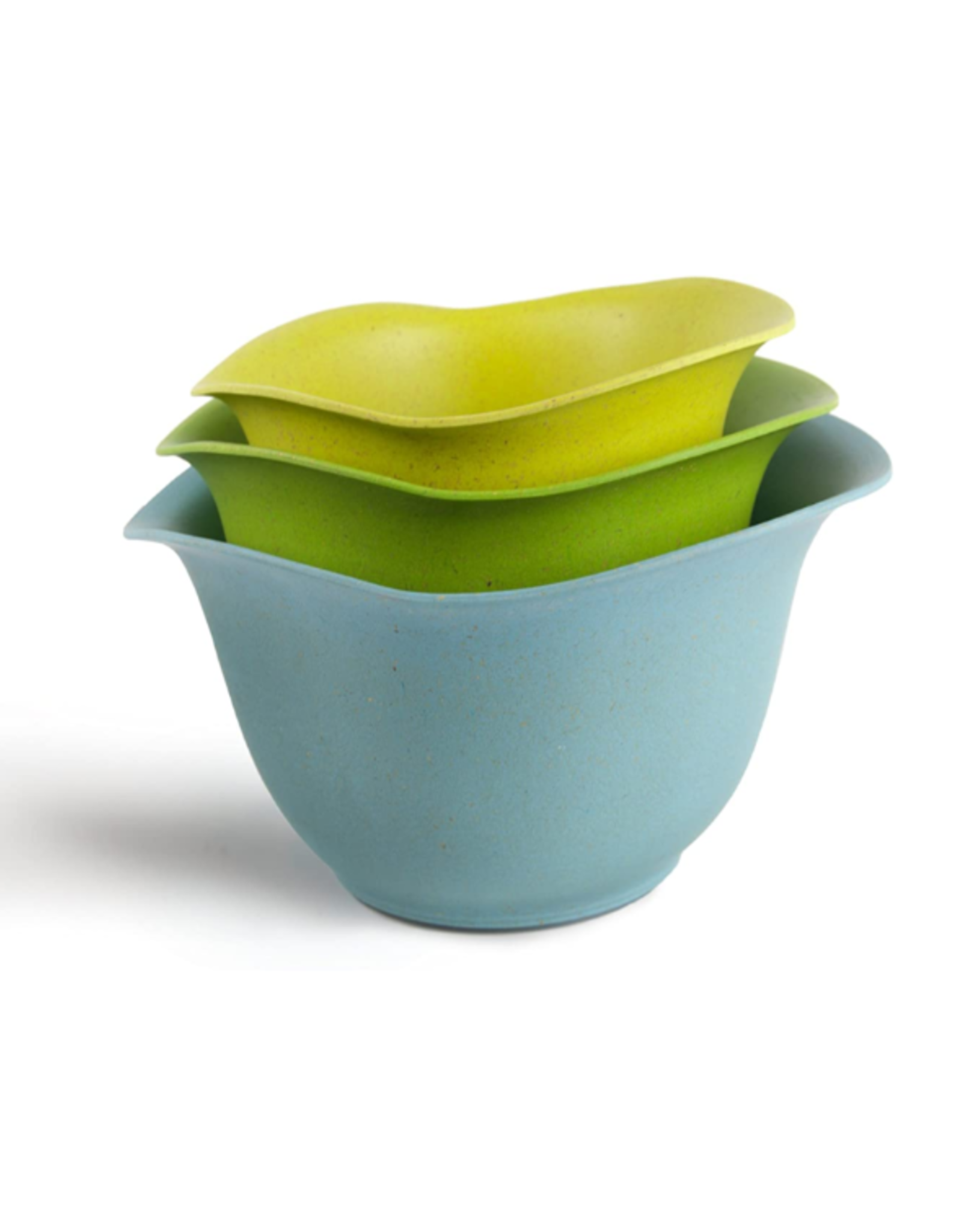 Architec Purelast Mixing Bowl Set, green to blue