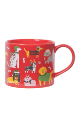 Now Designs Mug In Box, Yule Dogs