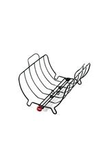 Cuisipro Roast & Serve Roasting Rack