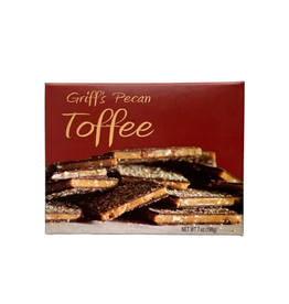 Griff's Toffee Griff's Pecan Toffee 7 oz