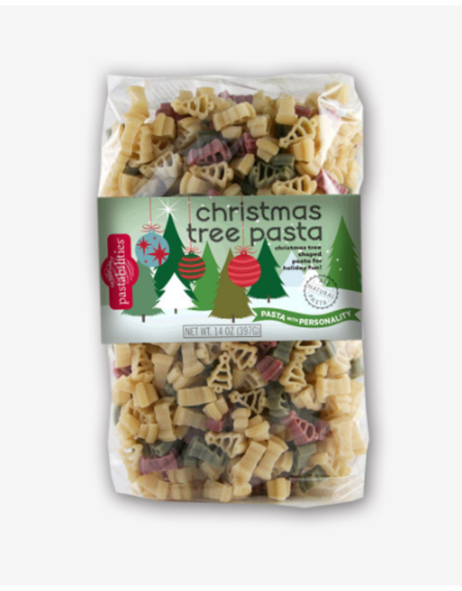 Pasta Shoppe Christmas Forest Shaped Pasta