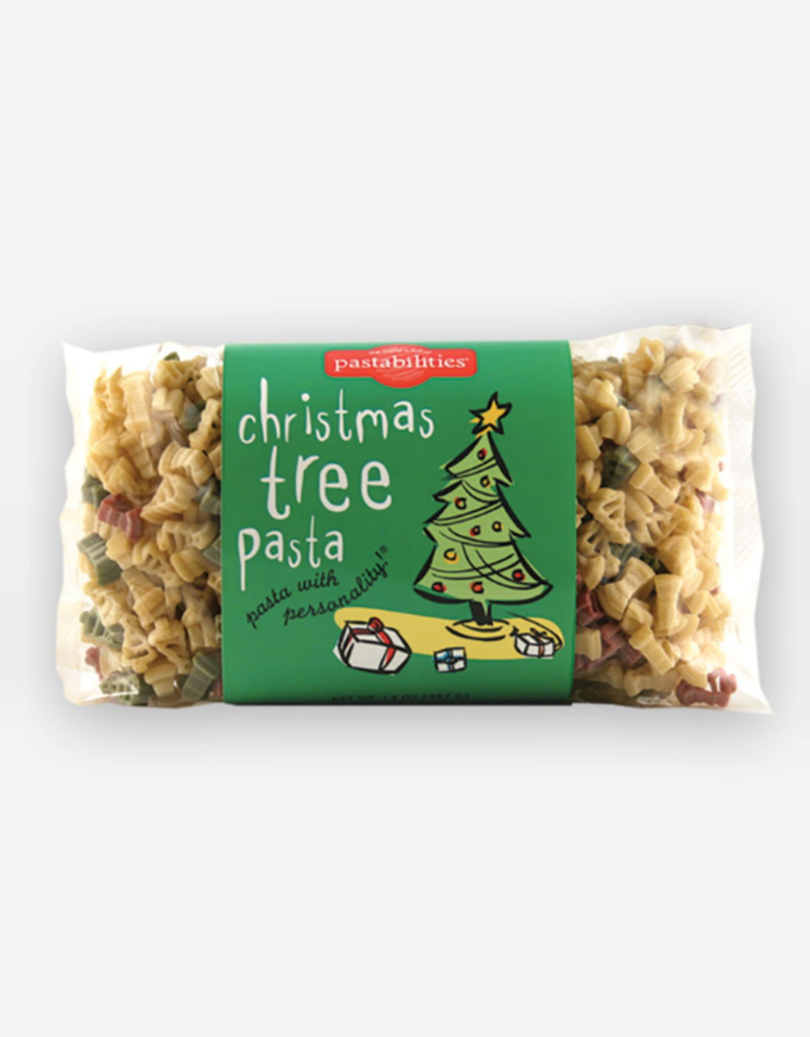 Pasta Shoppe Christmas Tree Shaped Pasta