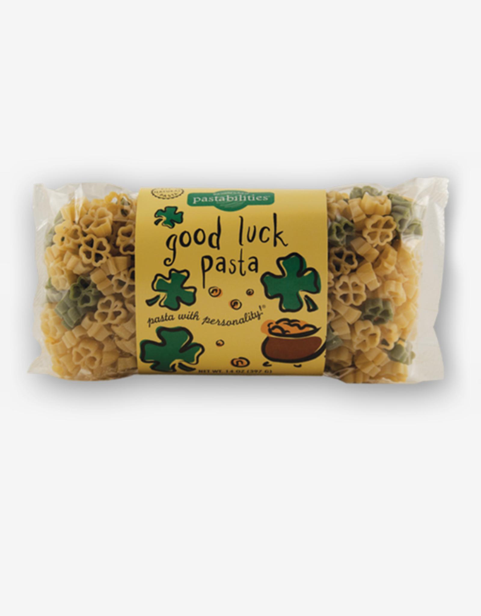 Pasta Shoppe Good Luck Shaped Pasta