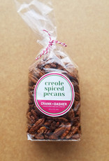 Crank and Dasher Creole Spiced Pecans, 1/2lb.