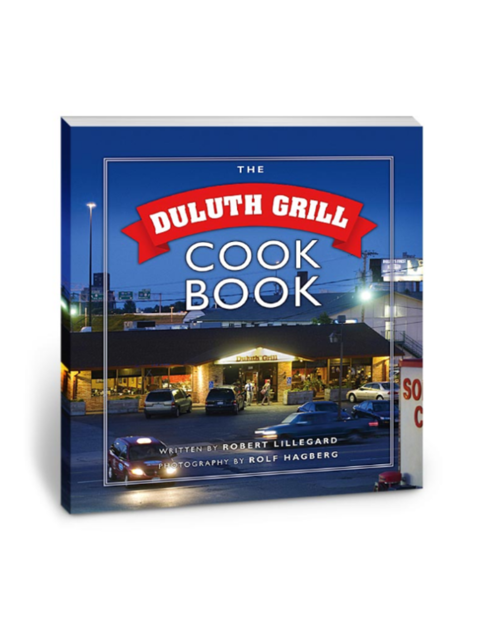 Duluth Grill Duluth Grill Cookbook