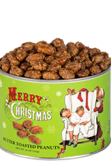 Virginia Diner Merry Christmas Butter Toasted Peanuts