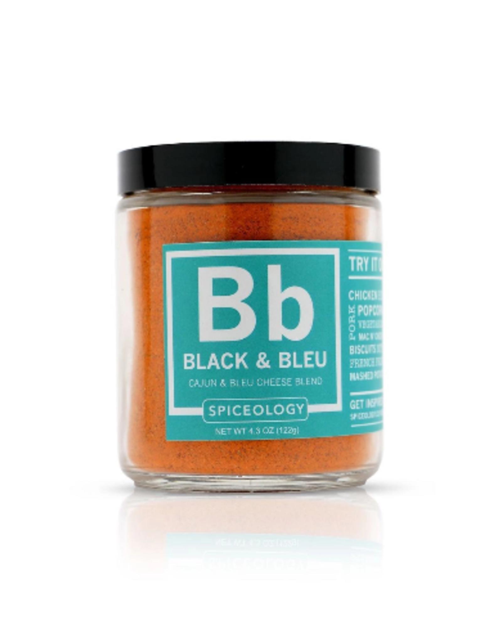 Spiceology Black & Bleu Rub