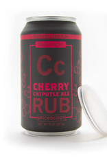 Spiceology Cherry Chipotle Ale, Beer Can Rub
