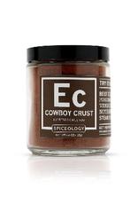 Spiceology Cowboy Crust, 4.4oz Jar