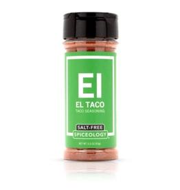 Spiceology El Taco, Salt Free